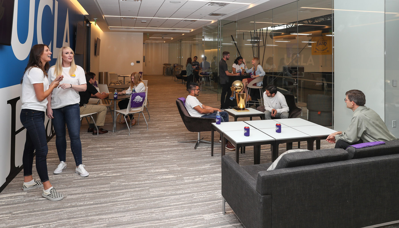 Experience the Event Suite at UCLA Health Training Center